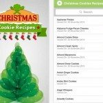 Best apps for Christmas cookie recipes for 2013