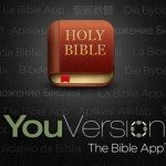 Bible.com app, reading Gods Word everyday