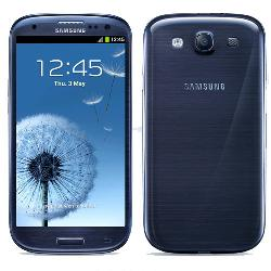 Black Samsung Galaxy S3 seen running Android 4.1.1 in video