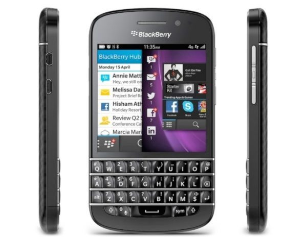BlackBerry 10.2.1 update arrives on Sprint at last