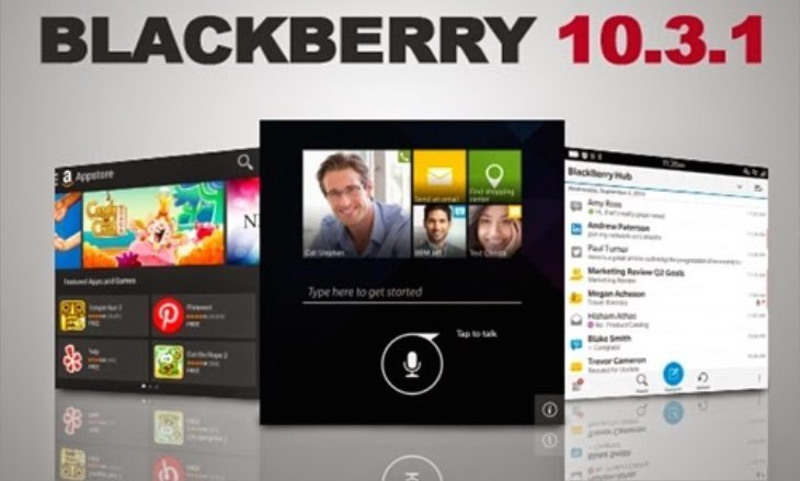 BlackBerry 10.3.1 update will finally begin on February 19