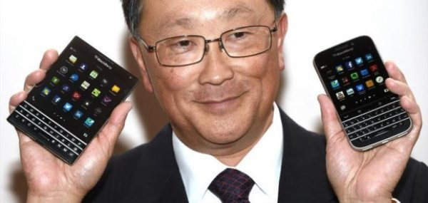 BlackBerry Classic and Passport phones officially displayed
