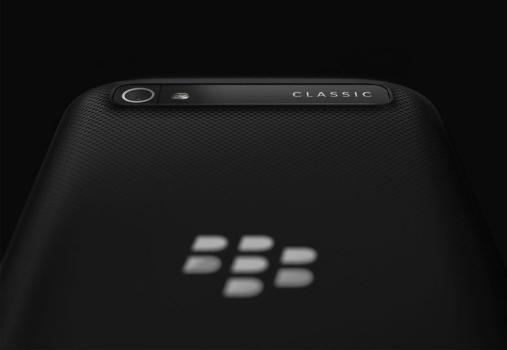 BlackBerry Classic features
