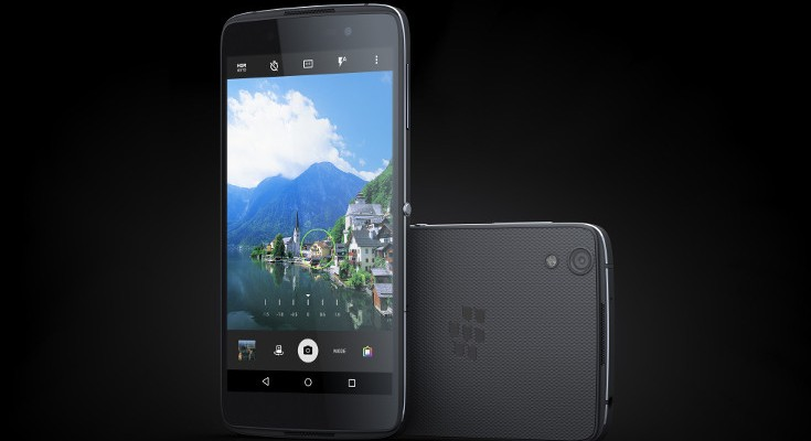 BlackBerry DTEK50 is official with Snapdragon 617 and Android 6.0