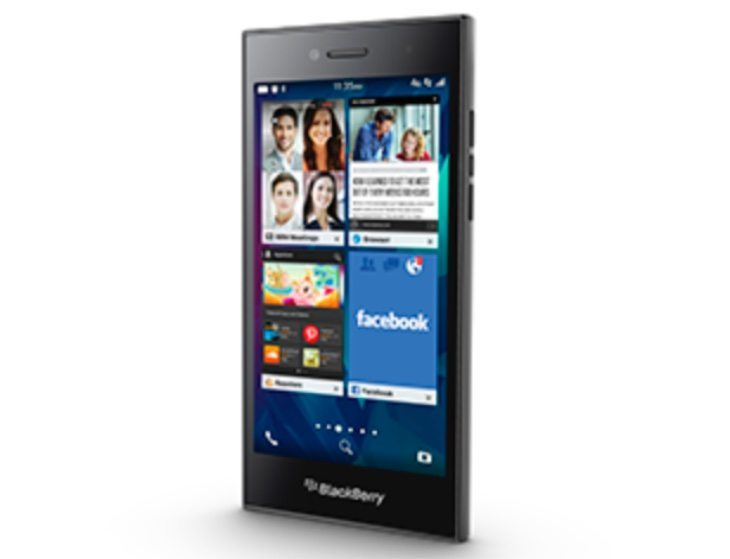 BlackBerry Leap up for grabs in UK