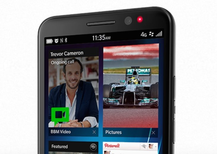 BlackBerry Passport Z30 b