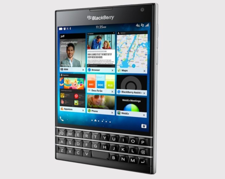 BlackBerry Passport and Classic price cuts available