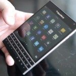 BlackBerry Passport early video look