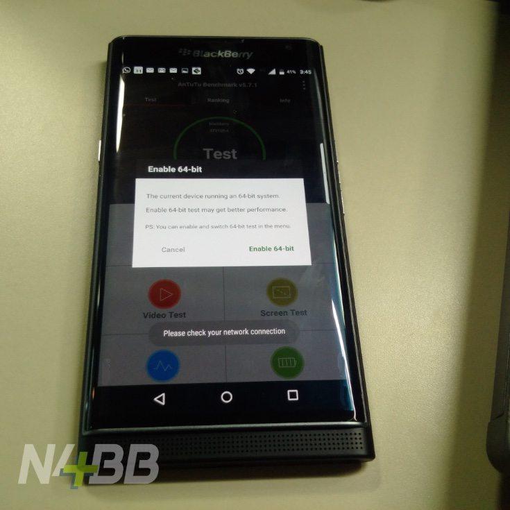 BlackBerry Priv new leaked images b