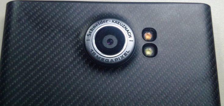 BlackBerry Priv new leaked images