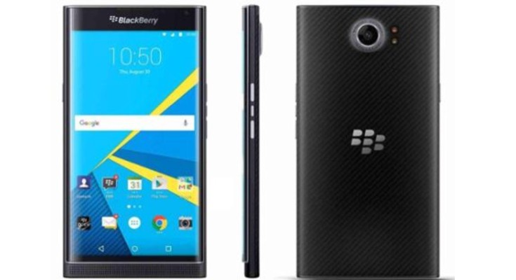 BlackBerry Priv now available in the states for Verizon Customers