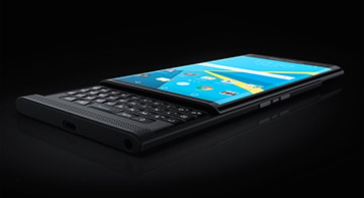 BlackBerry Priv price, pre-orders, availability date at retailer
