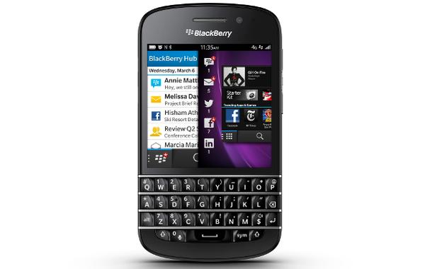 BlackBerry Q10 release schedule & early positive reviews