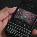 BlackBerry Q10 revealed with QWERTY keyboard