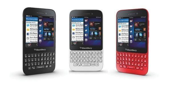 BlackBerry Q5 UK launch date is today