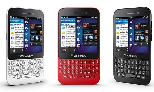 BlackBerry Q5 UK pre-orders kick off with SIM free price