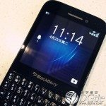 BlackBerry R10 specs new image emerge