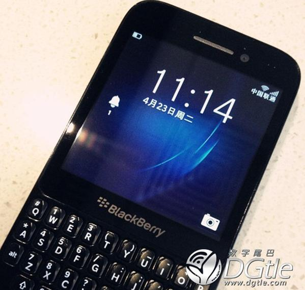 BlackBerry R10 specs and new image emerge
