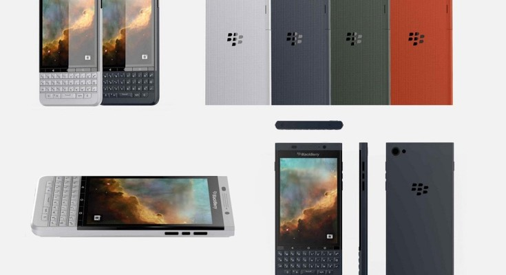 BlackBerry Vienna leak reveals another Android handset