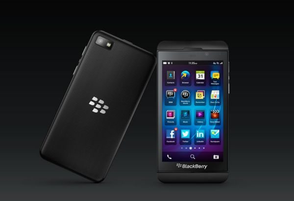 BlackBerry Z10 Review hands-on and video