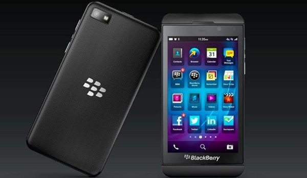 BlackBerry Z10 SIM free Version up for the Retail in UK