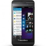 BlackBerry Z10 UK sell-out questioned