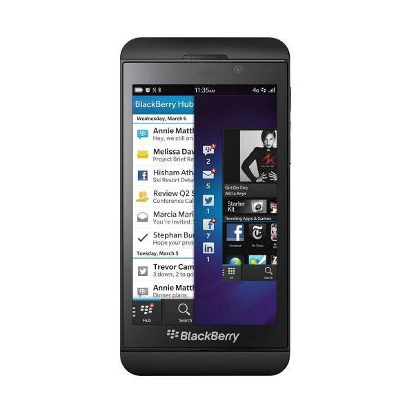 BlackBerry Z10 price in India cut to a new low