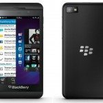 BlackBerry Z10 seeing price reductions already
