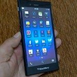BlackBerry Z3 initial video look
