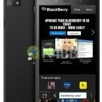 BlackBerry Z3 rumored for imminent launch