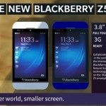 BlackBerry Z5 brings mini to BB10