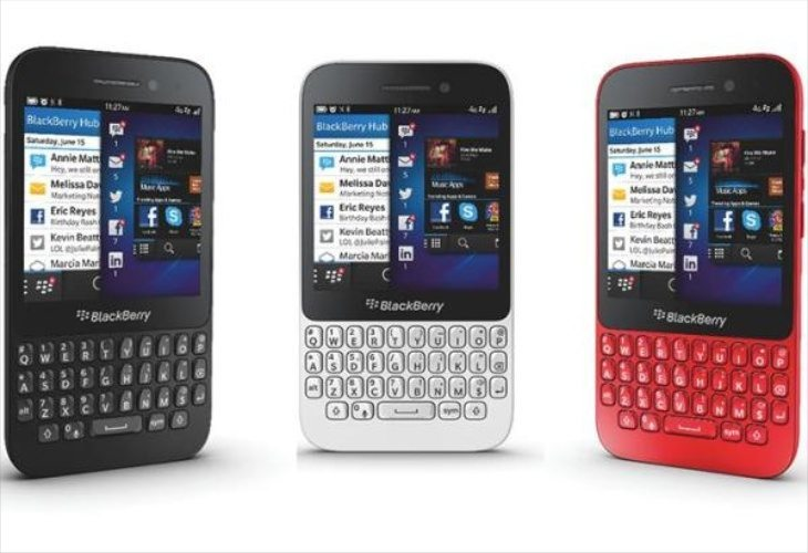 BlackBerry Q5, 9720, Curve 9320 price cuts for India