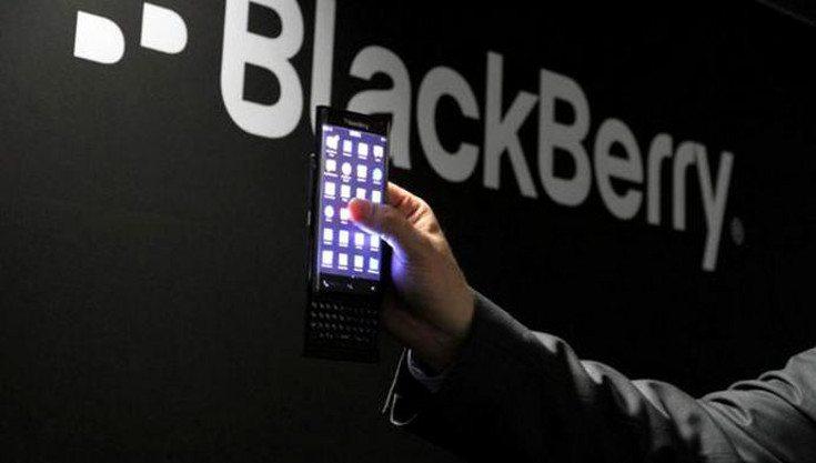 blackberry venice slider