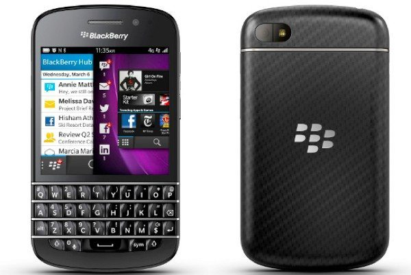 BlackBerry Q10 on T-Mobile USA pre-orders begin April 29