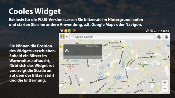 Blitzer app finds speed traps in Germany