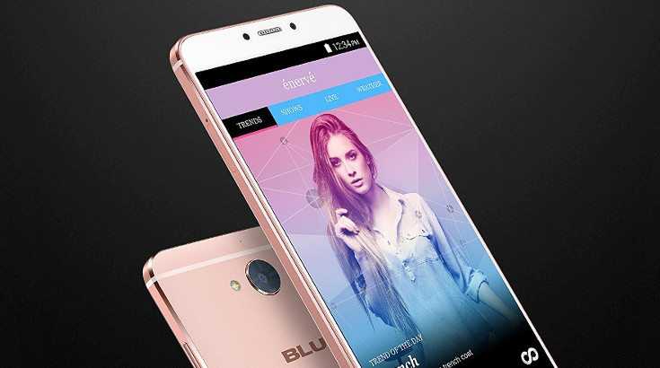 BLU Vivo 6 release