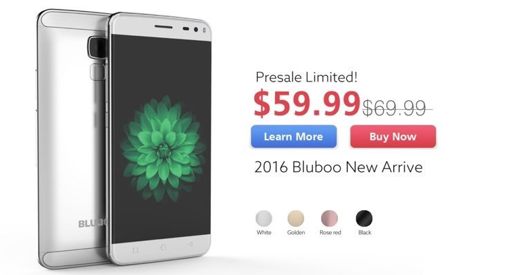 Bluboo Xfire 2 has a value for money price