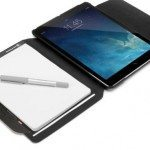 Booqpad Folio iPad Air case, stylish protection and versatility