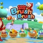 Brush Brush iPhone app teaches kids oral hygiene