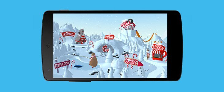 Target and Google Team up for the Bullseye's Playground Mobile Game
