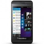 Buy UK BlackBerry Z10 via Phones 4 U & Vodafone