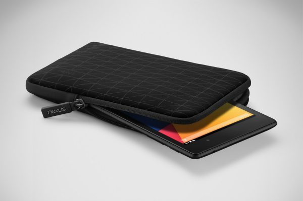 Buy new Nexus 7 sleeves and wireless charger