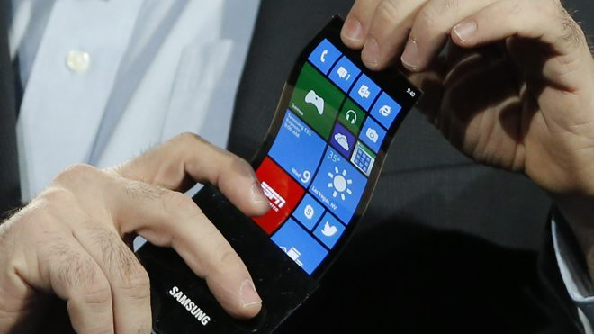 Flexible smartphone screen technology: When is it coming?