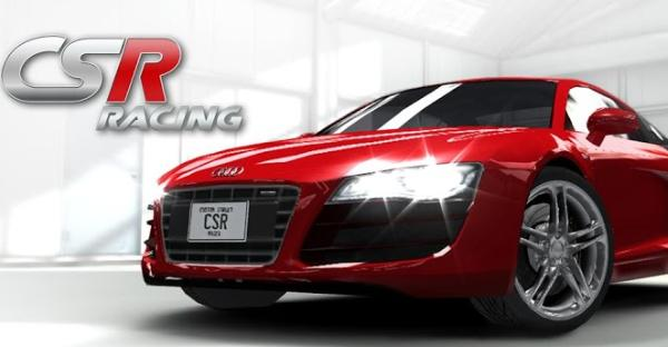 CSR Racing finally released for Android