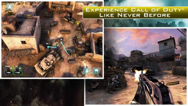 Call Of Duty Strike Team for Android released for some