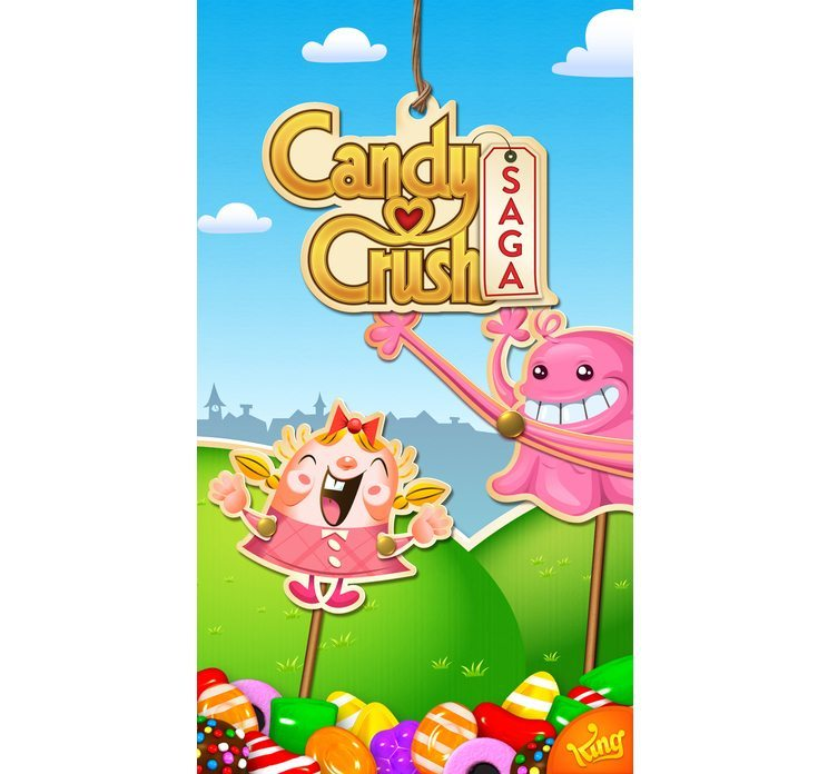 Candy Crush Saga launches 2000th level on mobile