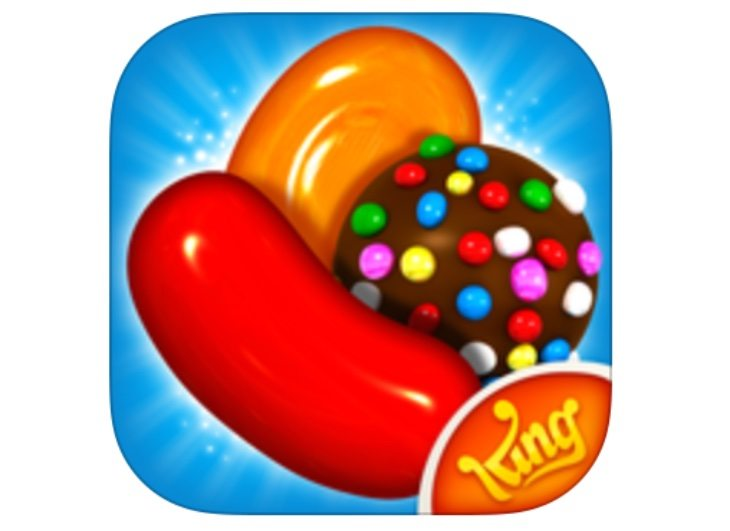Candy Crush Saga iOS update brings new levels