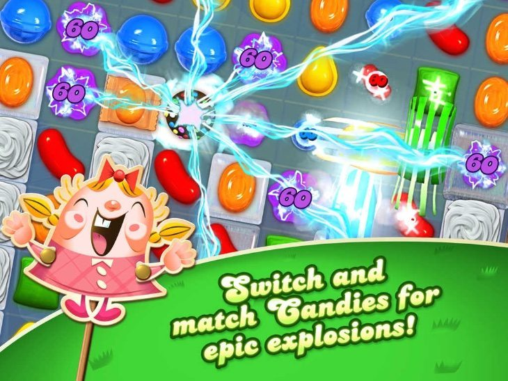 Candy Crush update stems color bomb crash problem