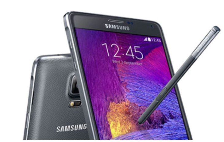 Carphone Warehouse Galaxy Note 4 b