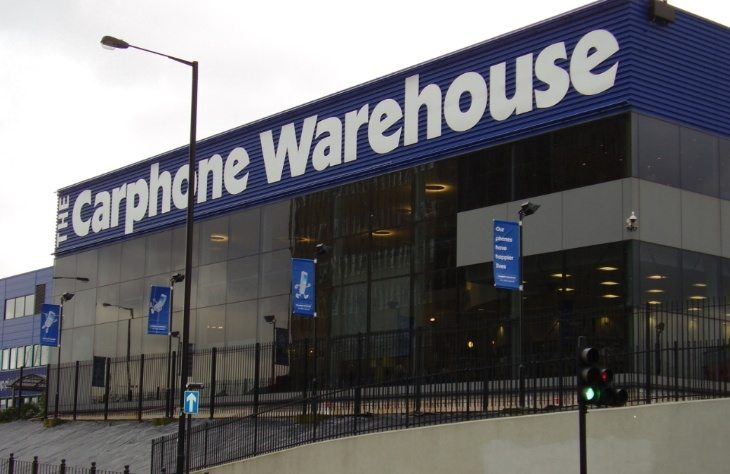 Carphone Warehouse push 5S before iPhone 6 UK release
